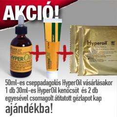 HYPEROiL cseppadagolós 50 ml-es kiszerelésben (olaj)